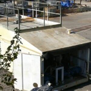 Aqua Traitements Saint Victoret Traitements des eaux Réacteur détoxication