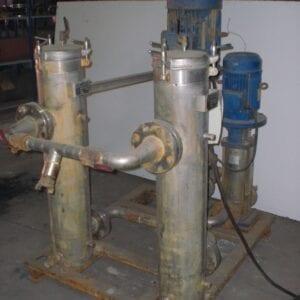 Aqua Traitements Saint Victoret Location d'Unités de Traitement Pompe Surpresseur de Délitage haute pression