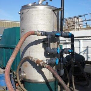 Aqua Traitements Saint Victoret Traitement des Gaz et COV Filtre à charbon ou à sable