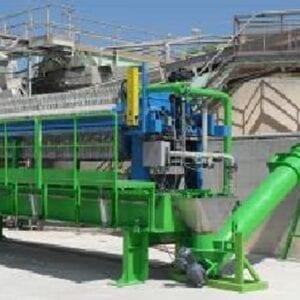"""Aqua Traitements Saint Victoret Location d'Unités de Traitement Filtre à presse avec membranes """"Choquennet"""""""