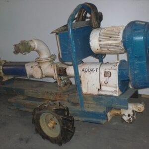 Aqua Traitements Saint Victoret Unités de Traitement Autres matériels Pompe à rotor Excentré