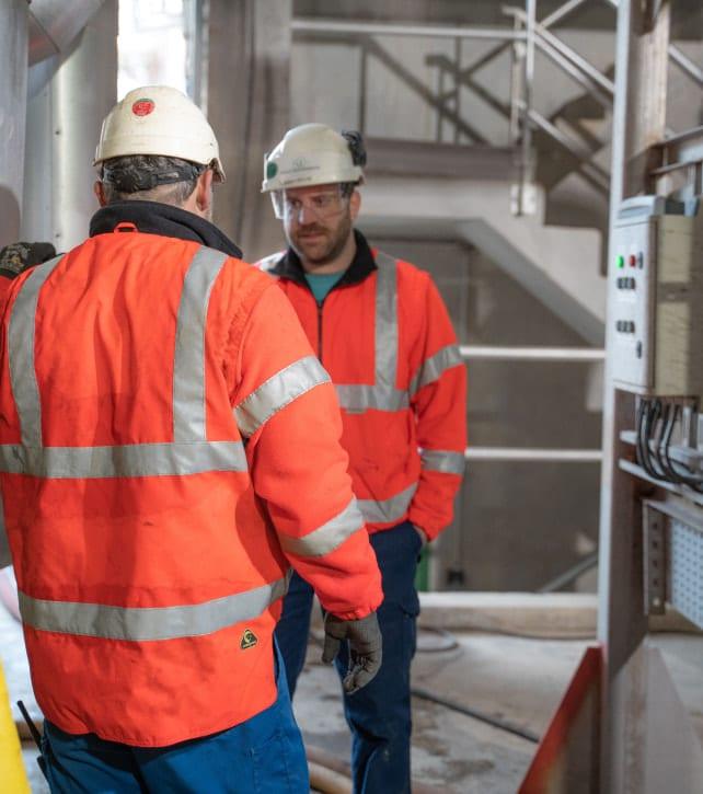 Aqua Traitements Saint Victoret Dépollution Traitement des Eaux employés